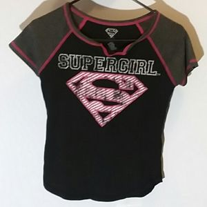 Vintage DC Supergirl t shirt size small